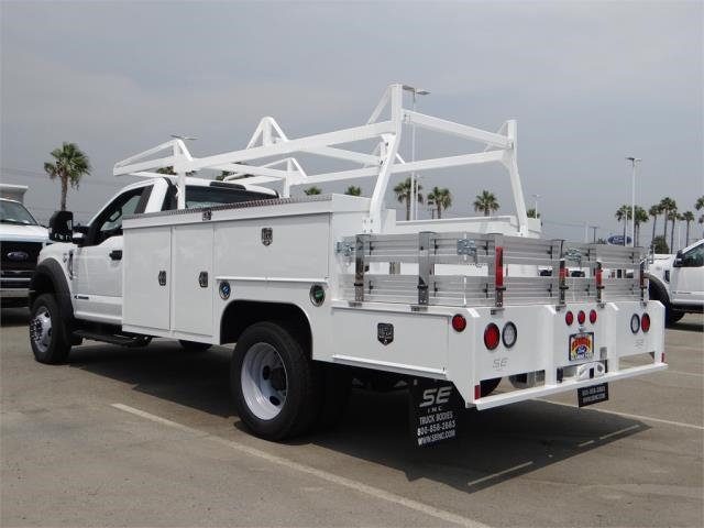 2018 F-550 Regular Cab DRW 4x2,  Scelzi Combo Body #FJ3723 - photo 2
