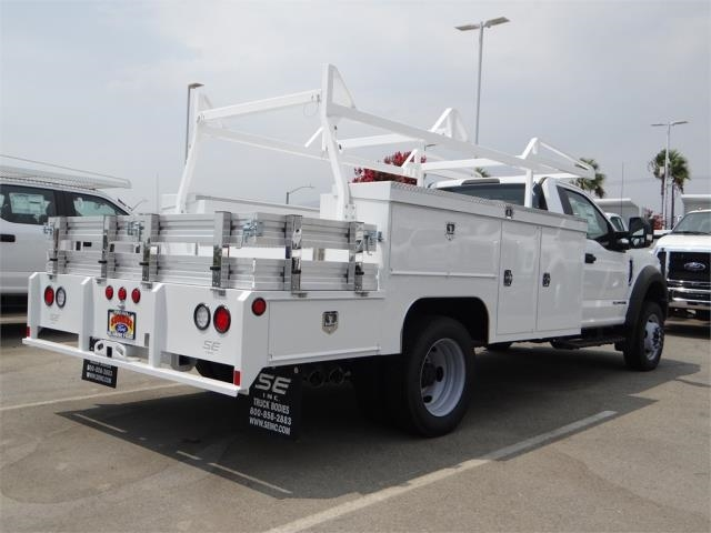 2018 F-550 Regular Cab DRW 4x2,  Scelzi Combo Bodies Combo Body #FJ3723 - photo 4
