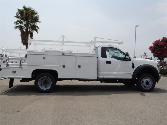 2018 F-550 Regular Cab DRW 4x2,  Scelzi Combo Body #FJ3723 - photo 5