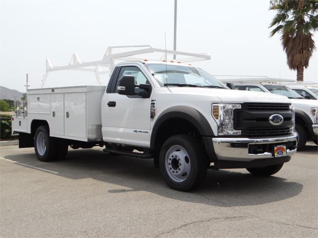 2018 F-550 Regular Cab DRW 4x2,  Scelzi Combo Bodies Combo Body #FJ3723 - photo 6