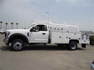 2018 F-550 Regular Cab DRW 4x2,  Scelzi Combo Bodies Combo Body #FJ3723 - photo 3