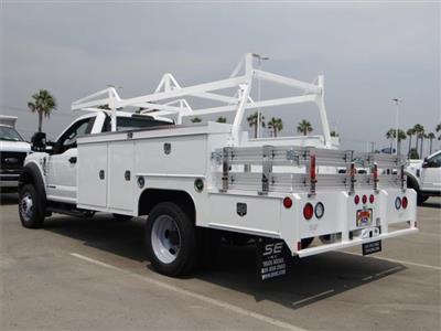 2018 F-550 Regular Cab DRW 4x2,  Scelzi Combo Bodies Combo Body #FJ3723 - photo 2
