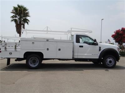 2018 F-550 Regular Cab DRW 4x2,  Scelzi Combo Bodies Combo Body #FJ3723 - photo 5