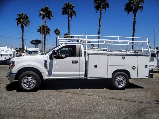2018 F-350 Regular Cab 4x2,  Harbor TradeMaster Service Body #FJ3724 - photo 3