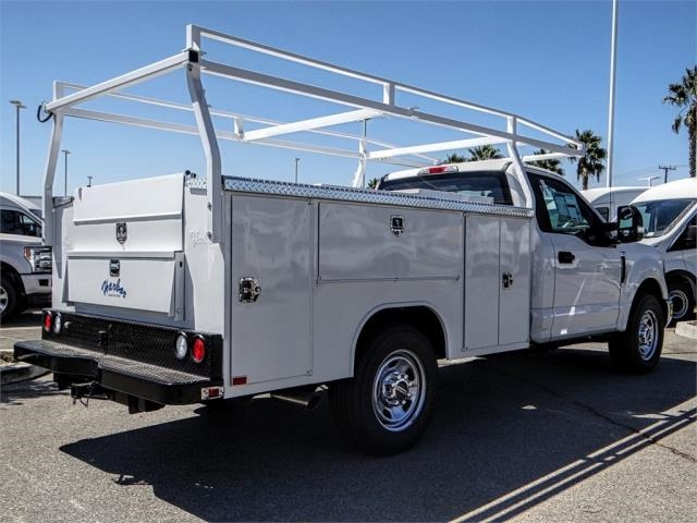 2018 F-350 Regular Cab 4x2,  Harbor TradeMaster Service Body #FJ3724 - photo 4