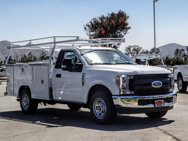 2018 F-350 Regular Cab 4x2,  Harbor Service Body #FJ3724 - photo 6