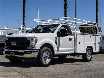 2018 F-350 Regular Cab 4x2,  Harbor TradeMaster Service Body #FJ3724 - photo 1