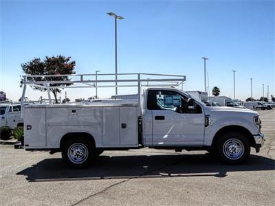 2018 F-350 Regular Cab 4x2,  Harbor TradeMaster Service Body #FJ3724 - photo 5