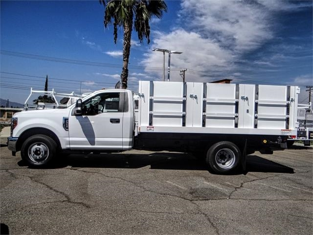 2018 F-350 Regular Cab DRW 4x2,  Harbor Landscape Dump #FJ3725 - photo 3