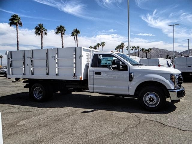 2018 F-350 Regular Cab DRW 4x2,  Harbor Landscape Dump #FJ3725 - photo 5