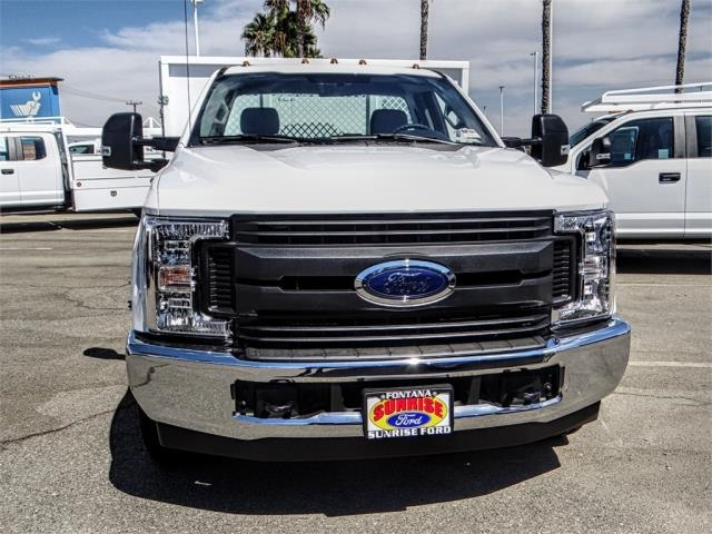 2018 F-350 Regular Cab DRW 4x2,  Harbor Landscape Dump #FJ3725 - photo 7