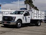 2018 F-350 Regular Cab DRW 4x2,  Harbor Landscape Dump #FJ3725 - photo 1