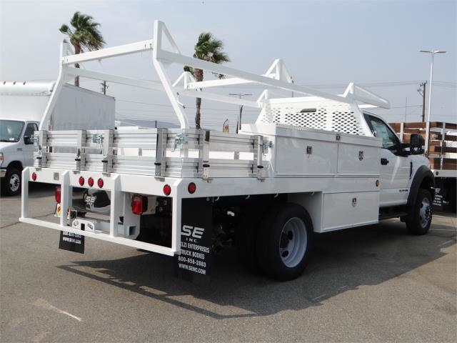 2018 F-450 Regular Cab DRW 4x2,  Scelzi Contractor Body #FJ3726 - photo 4