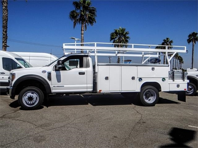 2018 F-450 Regular Cab DRW 4x2,  Harbor Combo Body #FJ3792 - photo 3
