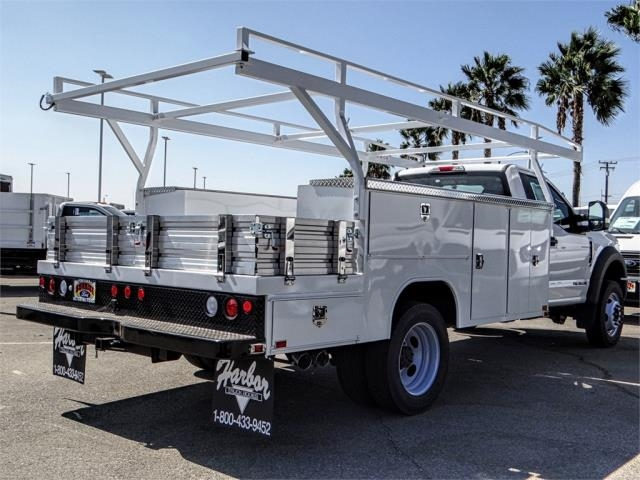 2018 F-450 Regular Cab DRW 4x2,  Harbor Combo Body #FJ3792 - photo 4