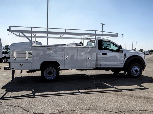 2018 F-450 Regular Cab DRW 4x2,  Harbor Combo Body #FJ3792 - photo 5