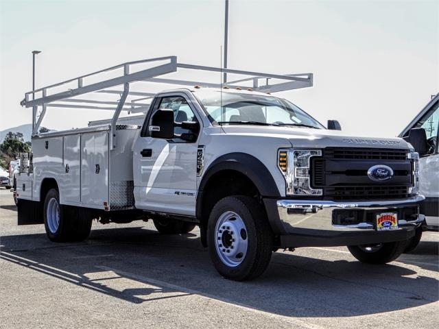 2018 F-450 Regular Cab DRW 4x2,  Harbor Combo Body #FJ3792 - photo 6