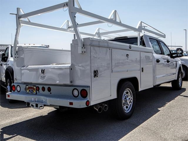 2018 F-350 Crew Cab 4x2,  Scelzi Signature Service Body #FJ3806 - photo 4
