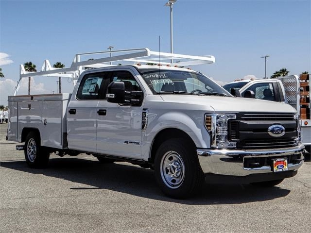 2018 F-350 Crew Cab 4x2,  Scelzi Service Body #FJ3806 - photo 6