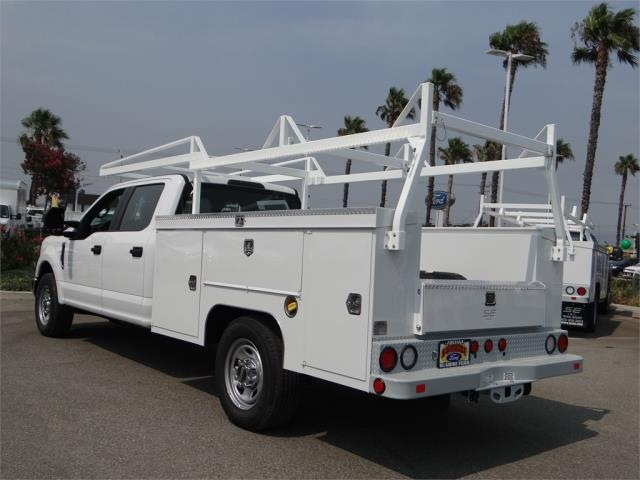 2018 F-350 Crew Cab 4x2,  Scelzi Signature Service Body #FJ3807 - photo 2