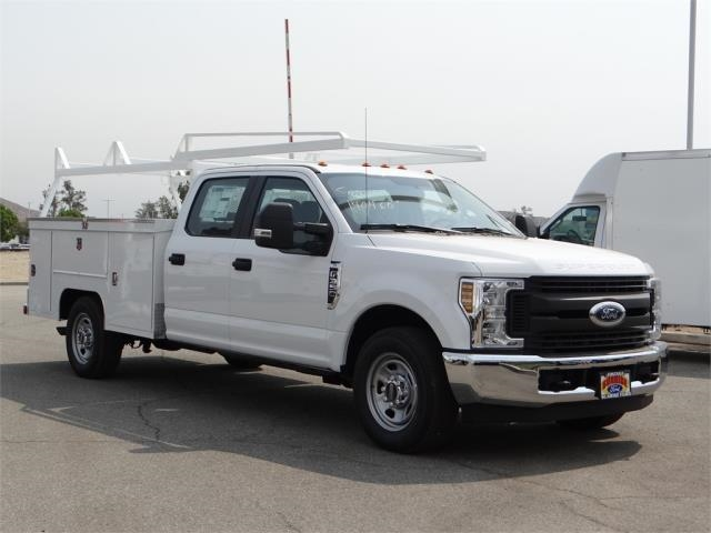 2018 F-350 Crew Cab 4x2,  Scelzi Signature Service Body #FJ3807 - photo 6