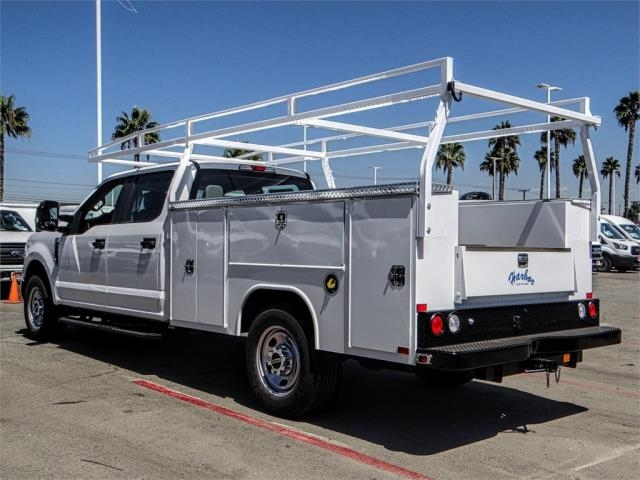 2018 F-350 Crew Cab 4x2,  Harbor Service Body #FJ3833 - photo 2