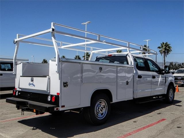 2018 F-350 Crew Cab 4x2,  Harbor Service Body #FJ3833 - photo 4