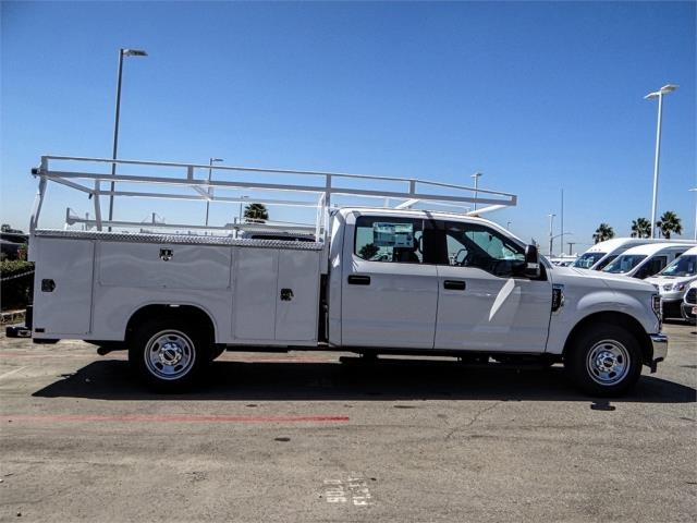 2018 F-350 Crew Cab 4x2,  Harbor Service Body #FJ3833 - photo 5