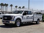 2018 F-350 Crew Cab 4x2,  Harbor Service Body #FJ3833 - photo 1