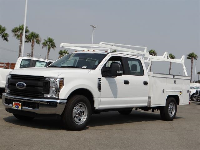 2018 F-350 Crew Cab 4x2,  Scelzi Signature Service Body #FJ3834 - photo 1