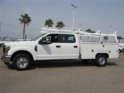 2018 F-350 Crew Cab 4x2,  Scelzi Signature Service Body #FJ3834 - photo 3