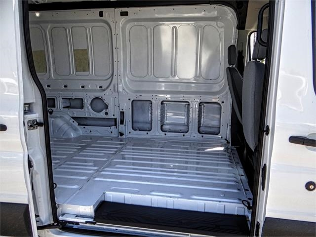 2018 Transit 250 Med Roof 4x2,  Empty Cargo Van #FJ3846 - photo 9