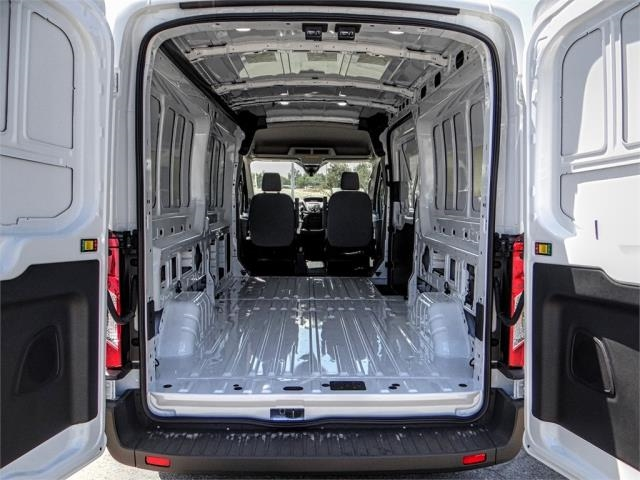 2018 Transit 250 Med Roof 4x2,  Empty Cargo Van #FJ3846 - photo 2