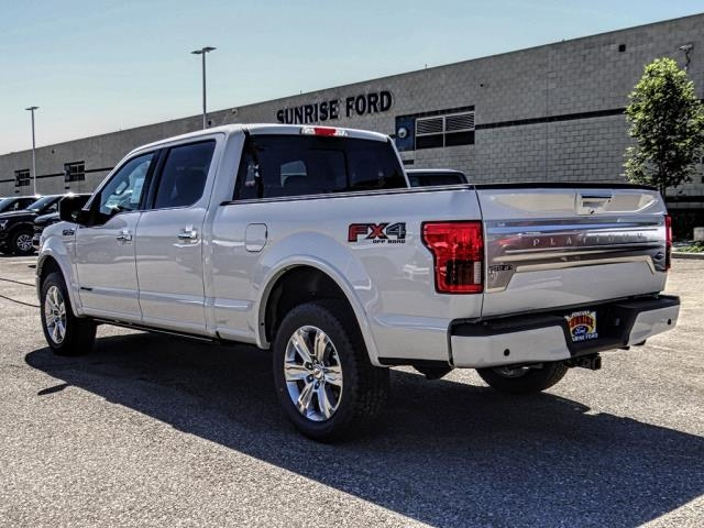 2018 F-150 SuperCrew Cab 4x4,  Pickup #FJ3852 - photo 2