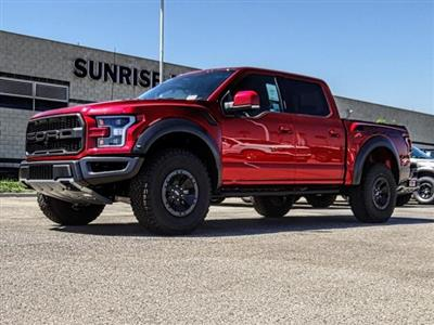 2018 F-150 SuperCrew Cab 4x4,  Pickup #FJ3858 - photo 1
