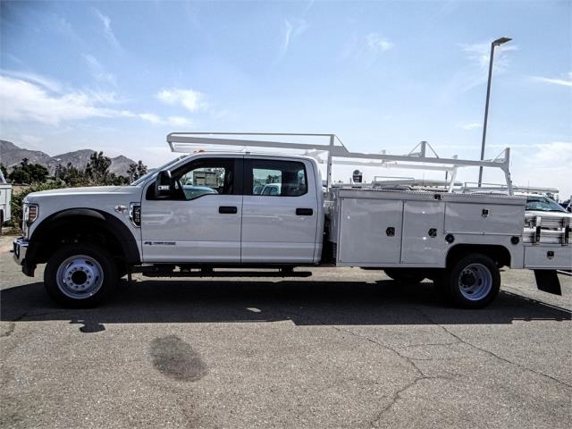 2018 F-550 Crew Cab DRW 4x2,  Scelzi Combo Body #FJ3927 - photo 3