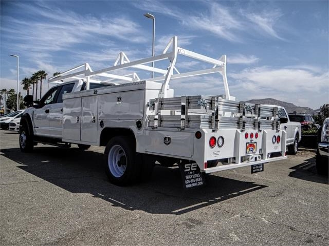 2018 F-550 Crew Cab DRW 4x2,  Scelzi Combo Body #FJ3927 - photo 2