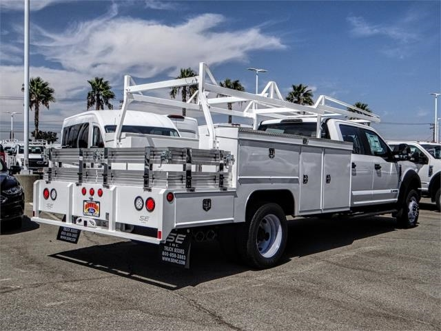 2018 F-550 Crew Cab DRW 4x2,  Scelzi Combo Body #FJ3927 - photo 4