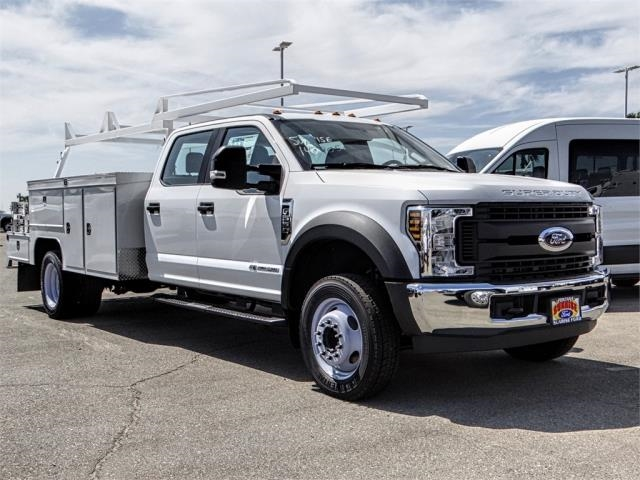 2018 F-550 Crew Cab DRW 4x2,  Scelzi Combo Body #FJ3927 - photo 6
