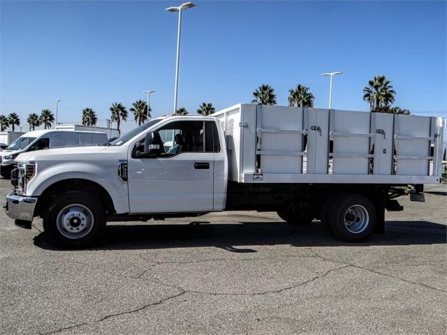 2018 F-350 Regular Cab DRW 4x2,  Harbor Landscape Dump #FJ3934 - photo 3