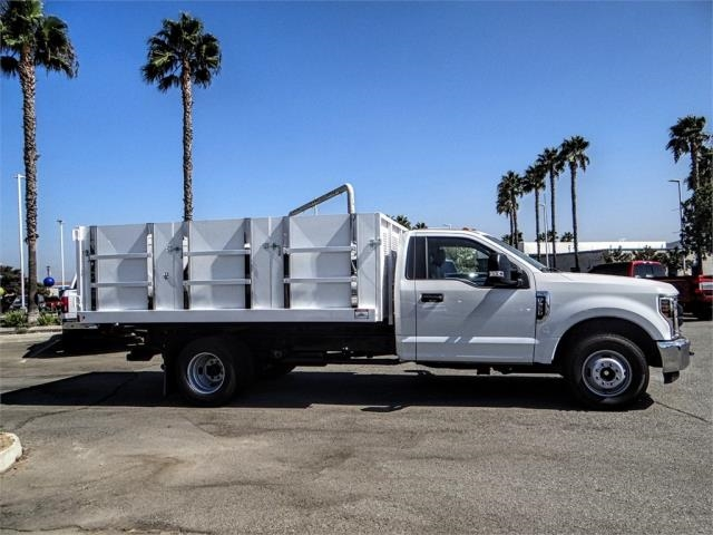 2018 F-350 Regular Cab DRW 4x2,  Harbor Landscape Dump #FJ3934 - photo 5