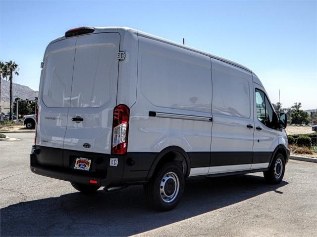 2018 Transit 250 Med Roof 4x2,  Empty Cargo Van #FJ3953 - photo 5