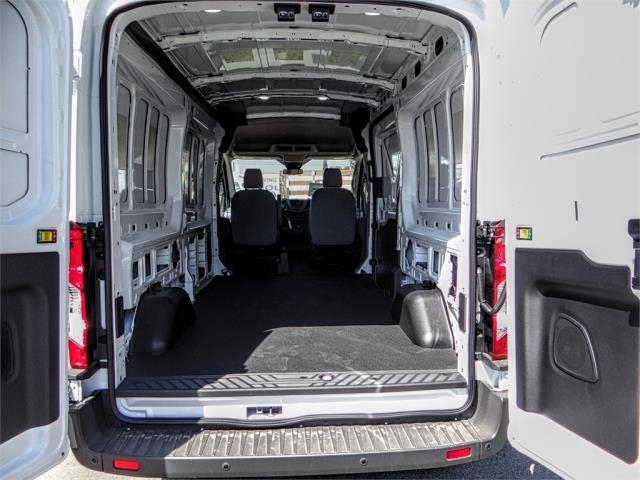 2018 Transit 250 Med Roof 4x2,  Empty Cargo Van #FJ3985 - photo 2