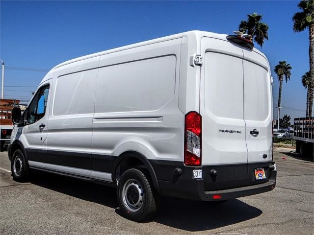 2018 Transit 250 Med Roof 4x2,  Empty Cargo Van #FJ3985 - photo 4