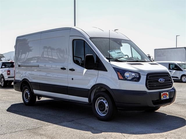 2018 Transit 250 Med Roof 4x2,  Empty Cargo Van #FJ3985 - photo 7
