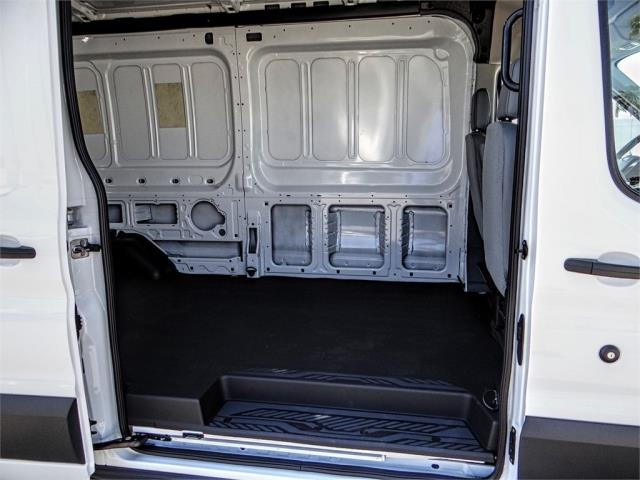 2018 Transit 250 Med Roof 4x2,  Empty Cargo Van #FJ3985 - photo 9