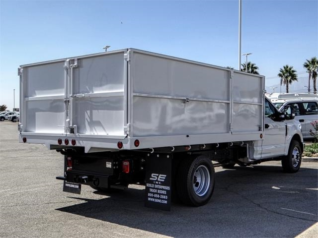 2018 F-350 Regular Cab DRW 4x2,  Ironside Dump Body #FJ4076 - photo 4