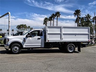 2018 F-350 Regular Cab DRW 4x2,  Ironside Dump Body #FJ4076 - photo 3