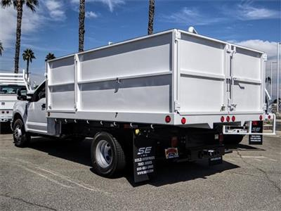 2018 F-350 Regular Cab DRW 4x2,  Ironside Dump Body #FJ4076 - photo 2