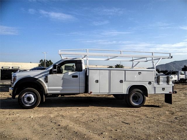 2018 F-450 Regular Cab DRW 4x2,  Harbor Combo Body #FJ4220 - photo 3